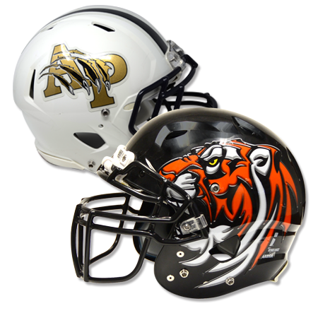 Football Helmet Decal Kits